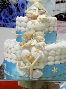 torta mare coreografica